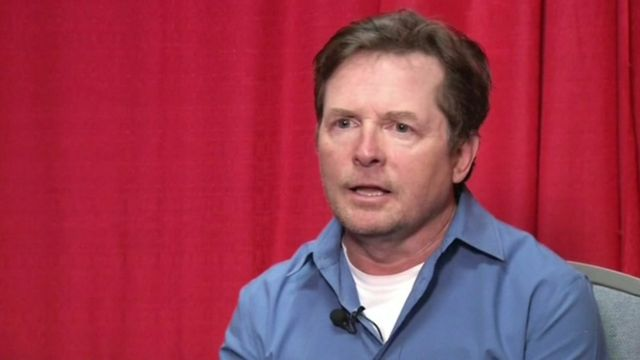 Image result for Michael J. Fox angry